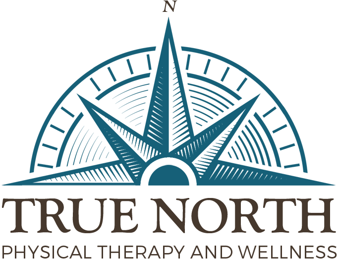 logo true north physical therapy huntsville al